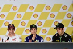 Johann Zarco, Monster Yamaha Tech 3, Marc Marquez, Repsol Honda Team, Maverick Viñales, Yamaha Facto