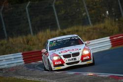 Oskar Sandberg, BMW 325i e90