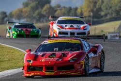 #317 Scuderia Praha Ferrari 488: Dusan Palcr