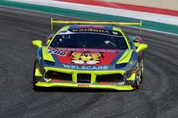 #288 Modena Motori Taiwan Ferrari 488: Tiger Wu