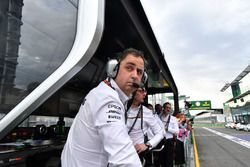 Ron Meadows, Mercedes AMG F1 Team Manager