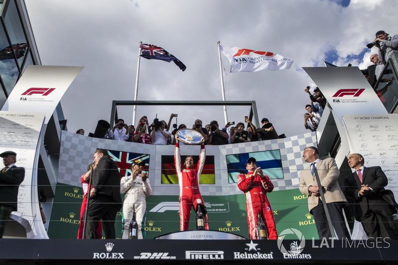 GP da Austrália de 2018