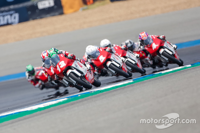 Race 1 Asia Talent Cup Thailand 2018