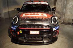 Detalle de la ruta para el MINI John Cooper Works Challenge Pro