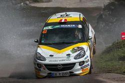 Martin Sesks, Francis Renars, Opel Adam R2