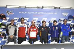 Jack Miller, Estrella Galicia 0,0 Marc VDS, Danilo Petrucci, Pramac Racing, Andrea Dovizioso, Ducati