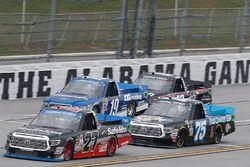 Ben Rhodes, ThorSport Racing Toyota Parker Kligerman, Henderson Motorsports Toyota