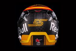 Helm von Carlos Sainz Jr., Renault Sport F1 Team