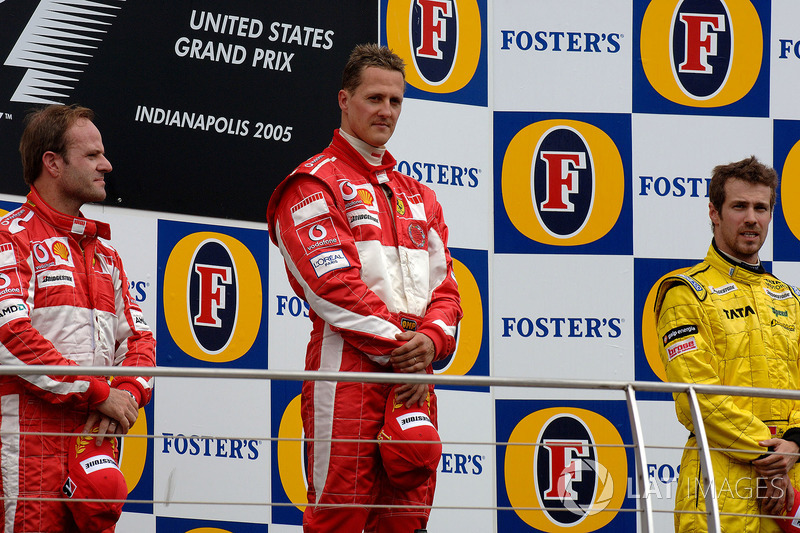2005: Michael Schumacher
