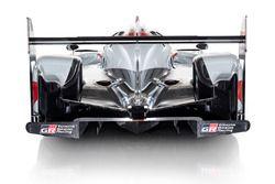 Автомобиль Toyota TS050 Hybrid команды Toyota Racing