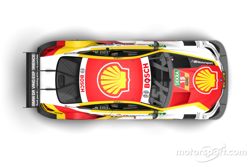 #15 Augusto Farfus, BMW Team RMG, BMW M4 DTM