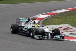 Нико Росберг, Mercedes AMG F1 W03