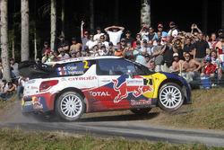 Sébastien Ogier, Julien Ingrassia, Citroën DS3