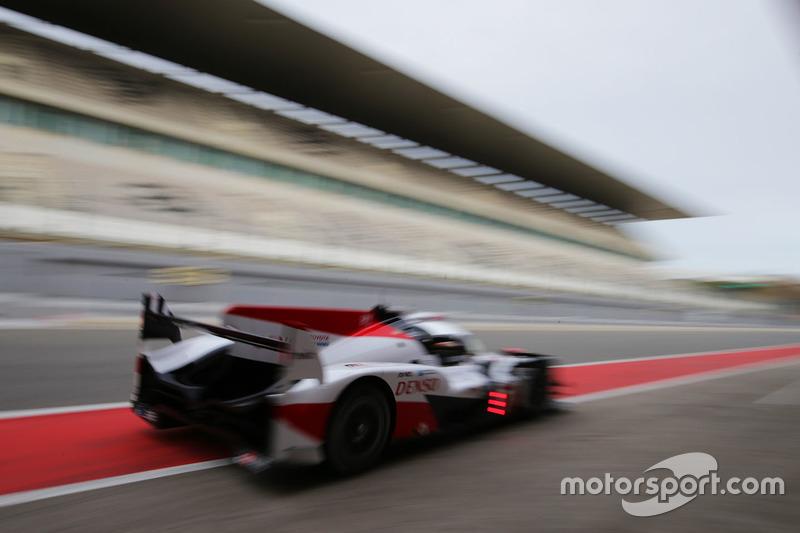 Фернандо Алонсо, Toyota Gazoo Racing, Toyota TS050-Hybrid (№7)