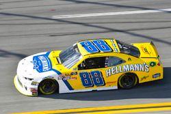 Chase Elliott, JR Motorsports, Hellmann's Chevrolet Camaro