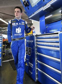 Алекс Боуман, Hendrick Motorsports, Nationwide Chevrolet Camaro