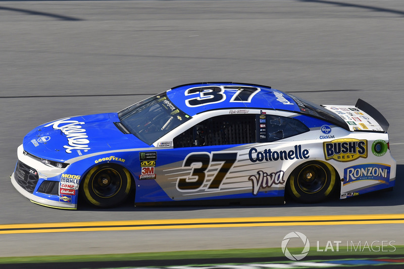 21. Chris Buescher, JTG Daugherty Racing, Chevrolet
