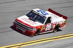 Bryan Dauzat, FDNY Racing, FDNY / American Genomics Chevrolet Silverado