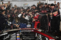 Il vincitore Austin Dillon, Richard Childress Racing Chevrolet Camaro