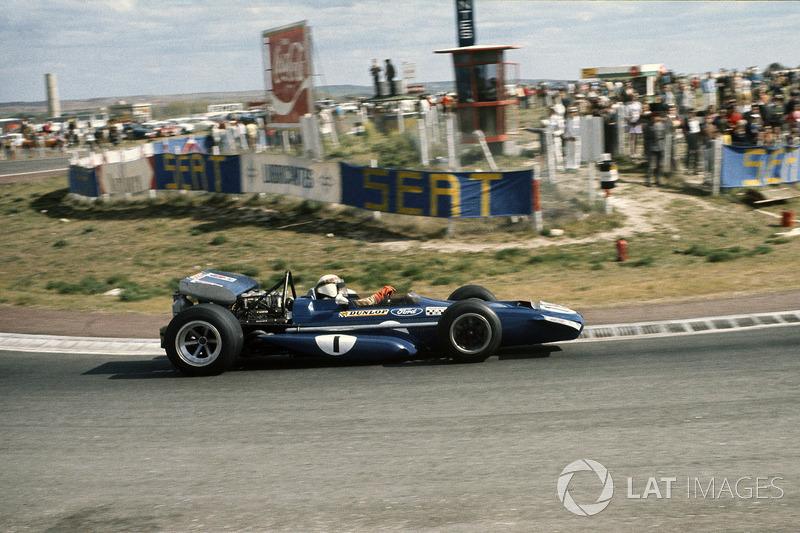 1970 Jackie Stewart, March