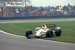 Christian Fittipaldi, Minardi Cosworth M193