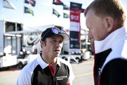 #911 Porsche Team North America Porsche 911 RSR: Patrick Pilet