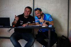 Membri del team Mouhritsa Racing