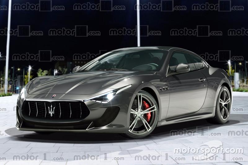 Maserati Gran Turismo (2020)