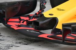 Red Bull Racing RB13 nose