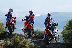 Sam Sunderland, Matthias Walkner, Matthias Walkner, Red Bull KTM Factory Team