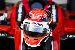 Helmet of George Russell, ART Grand Prix