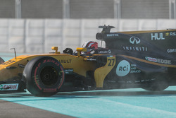 Ніко Хюлькенберг, Renault Sport F1 Team RS17, іскрить