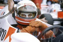 Niki Lauda, McLaren MP4/1B