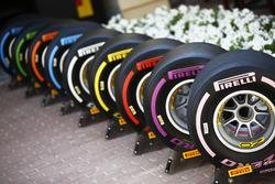La gamme de pneus 2018 de Pirelli