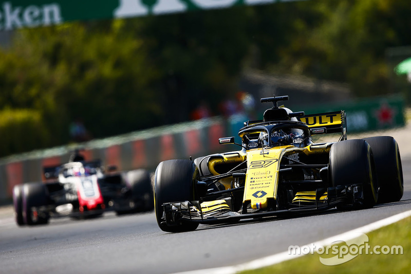 12. Nico Hülkenberg, Renault Sport F1 Team