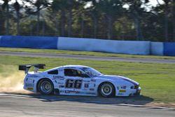 #66 TA Ford Mustang, Denny Lamers of Lamers Motor Racing