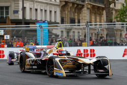 Jean-Eric Vergne, Techeetah, Sam Bird, DS Virgin Racing, Andre Lotterer, Techeetah