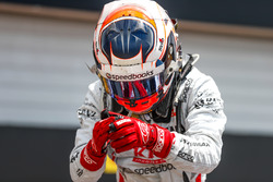 Race winner Nyck De Vries, PREMA Racing