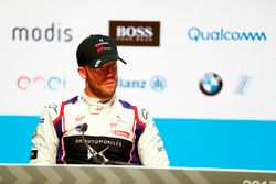 Sam Bird, DS Virgin Racing, nella conferenza stampa post gara