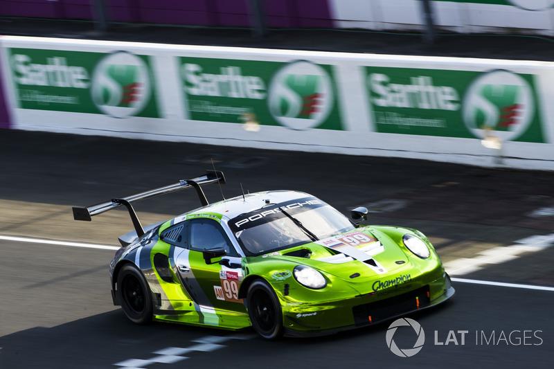 12. LMGTE-Am: #99 Dempsey Proton Competition, Porsche 911 RSR