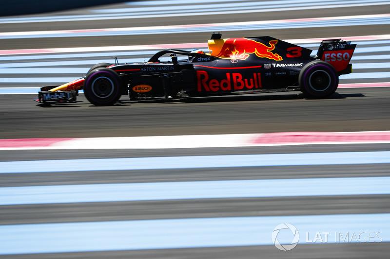 5. Даниэль Риккардо, Red Bull Racing RB14