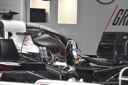 Haas F1 Team VF-18 motor