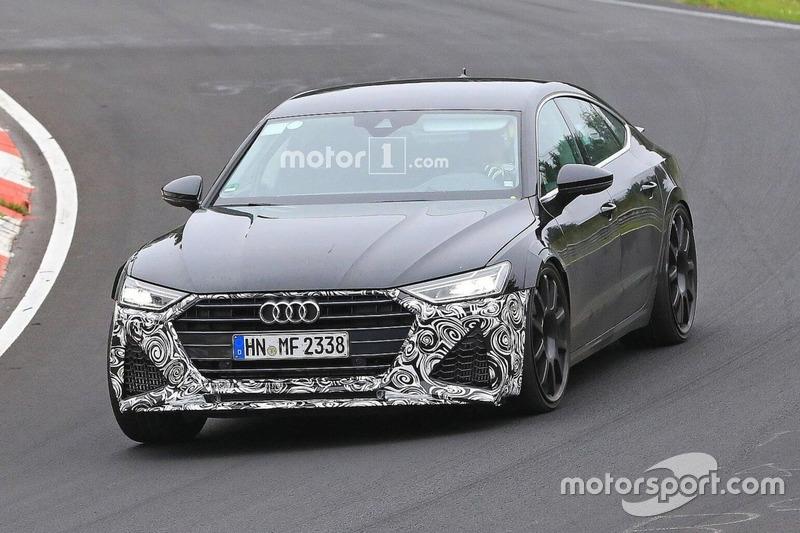 2020 Audi Rs7 Sportback Spy Photo At Motor1com
