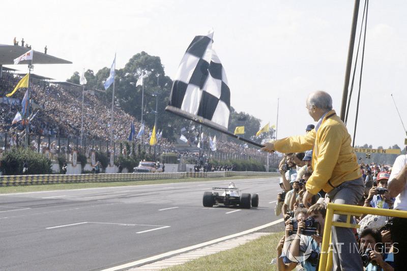 Argentine 1978 : Fangio s'emmêle les pinceaux