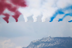 Flyover Franse luchtmacht