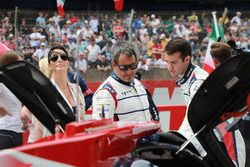 #32 United Autosports Ligier JSP217 Gibson: Will Owen, Juan Pablo Montoya