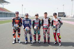 Darryn Binder, Red Bull KTM Ajo, Jorge Martin, Del Conca Gresini Racing Moto3, Ayumu Sasaki, SIC Rac