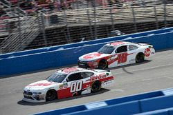 Cole Custer, Stewart-Haas Racing, Ford Mustang Haas Automation, Ryan Preece, Joe Gibbs Racing, Toyota Camry Rheem