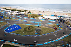 Mitch Evans, Jaguar Racing, Nelson Piquet Jr., Jaguar Racing. Edoardo Mortara, Venturi Formula E Tea