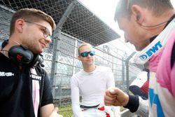 #24 Audi Sport Team BWT Mücke Motorsport Audi R8 LMS GT3: Christopher Haase